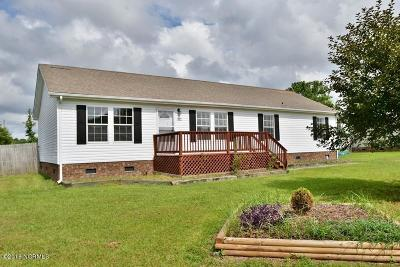 Beulaville Single Family Home For Sale: 1112 Haw Branch Road
