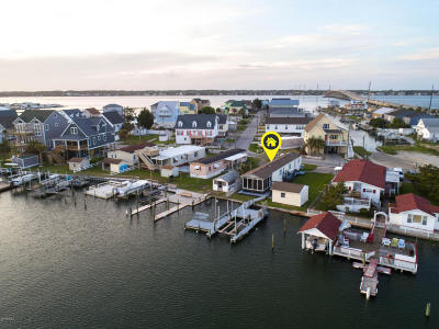Atlantic Beach Manufactured Home For Sale: 109 Moonlight Drive