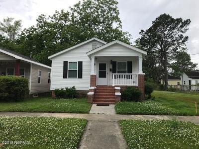 Wilmington Single Family Home For Sale: 406 S 14th Street