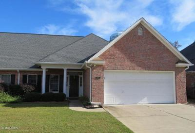 New Bern Single Family Home For Sale: 818 Vineyard Drive