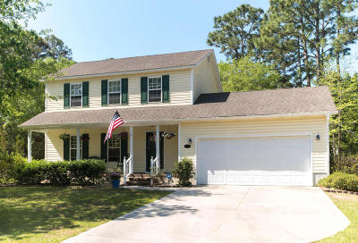 Cape Carteret Single Family Home For Sale: 250 Star Hill Drive
