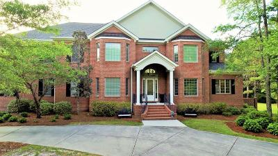 Shallotte Single Family Home For Sale: 902 Village Point Road