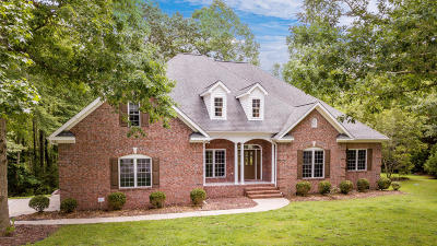 New Bern Single Family Home For Sale: 127 Walden Road