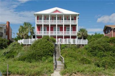 Emerald Isle Single Family Home For Sale: 707 Emerald Drive