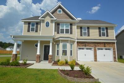 Jacksonville Single Family Home For Sale: 826 Solomon Drive