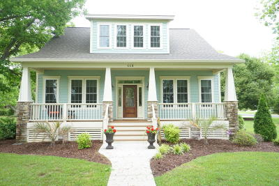 Hampstead Single Family Home For Sale: 113 E Colonnade Drive