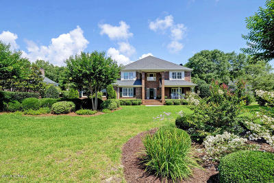 Wilmington Single Family Home For Sale: 1208 Great Oaks Drive