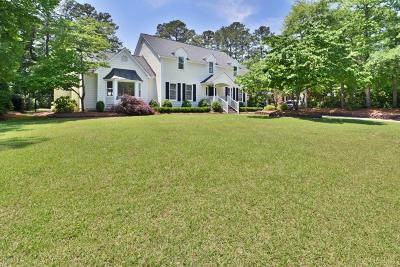 Greenville Single Family Home Active Contingent: 702 Daventry Drive