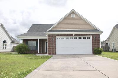 Jacksonville Single Family Home For Sale: 201 Weatherford Drive