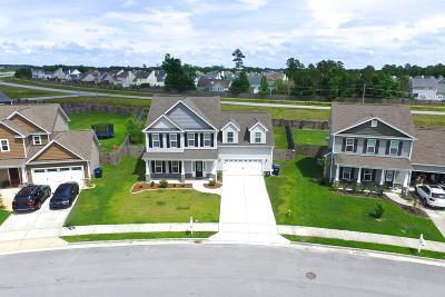 Jacksonville Single Family Home For Sale: 106 Lincolnton Court