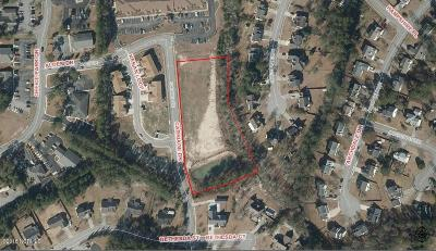 Jacksonville Residential Lots & Land For Sale: 300 Carriage Drive