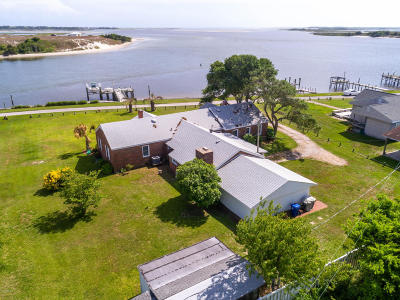 Cedar Point Single Family Home For Sale: 117 Waterway Drive