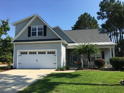 Southport Single Family Home For Sale: 3709 Tiger Lily Court