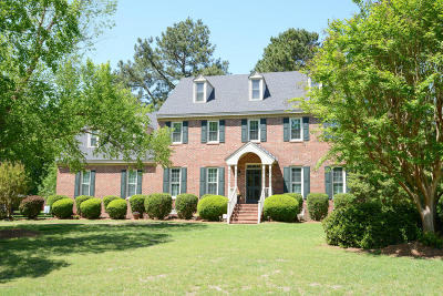 Rocky Mount Single Family Home For Sale: 508 Foresome Lane
