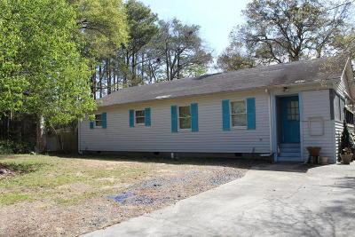 Oak Island Single Family Home For Sale: 112 NE 49th Street
