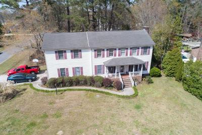 Winterville Single Family Home For Sale: 1434 Pocosin Road