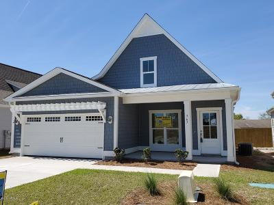 Single Family Home For Sale: 367 Beau Rivage Drive