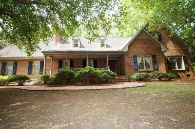 Edgecombe County Single Family Home For Sale: 48 Chipper Court