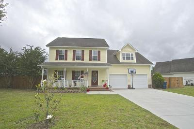 Jacksonville Single Family Home For Sale: 209 Yearling Loop