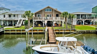 Ocean Isle Beach NC Single Family Home For Sale: $629,000