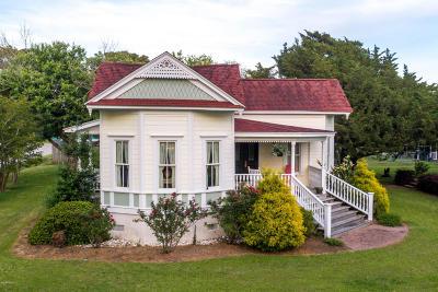 Marshallberg Single Family Home For Sale: 1183 Marshallberg Road