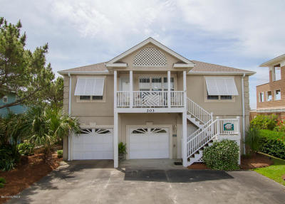 Ocean Isle Beach NC Single Family Home For Sale: $989,900