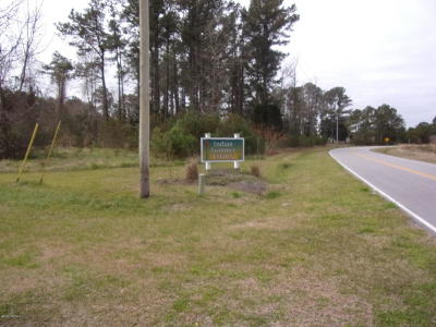 Beaufort Residential Lots & Land For Sale: 115 Cartuca Trail