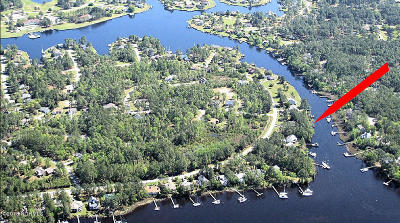 New Bern Residential Lots & Land For Sale: 5634 Gondolier Drive