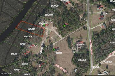 Sneads Ferry Residential Lots & Land For Sale: Inlet Creek Road