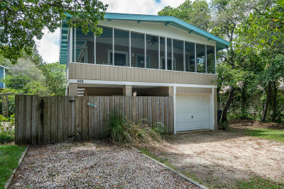 Oak Island Single Family Home For Sale: 305 Crowell Street