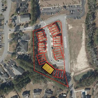 Jacksonville Residential Lots & Land For Sale: 400 Kenan Loop