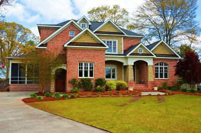 New Bern NC Single Family Home For Sale: $475,000