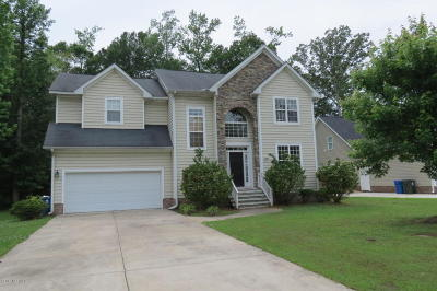 Winterville Single Family Home For Sale: 2922 Little Gem Circle