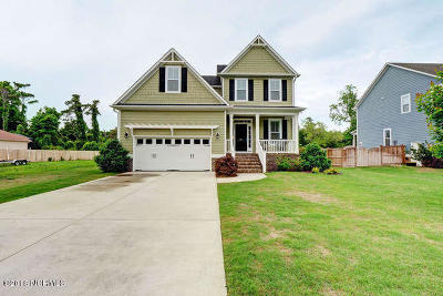 Wilmington Single Family Home For Sale: 221 Friendly Lane