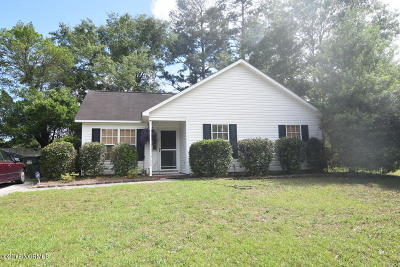 Wilmington Single Family Home For Sale: 6726 Spearow Lane