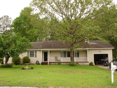 Havelock Single Family Home For Sale: 113 Berkshire Drive