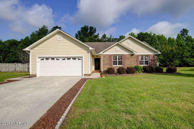 Wilmington Single Family Home For Sale: 3309 Paramount Way