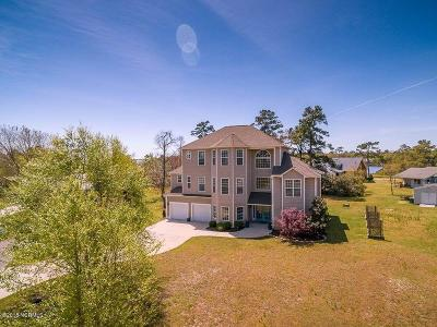 Newport Single Family Home For Sale: 108 Mallard Court
