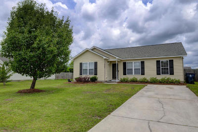 Wilmington Single Family Home For Sale: 2649 Hastings Drive