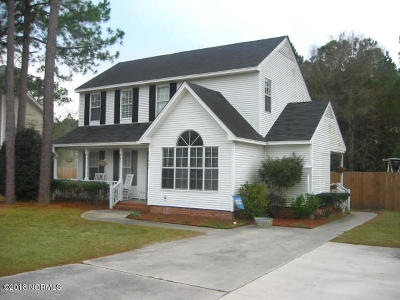 Wilmington Single Family Home For Sale: 1505 Covey Lane