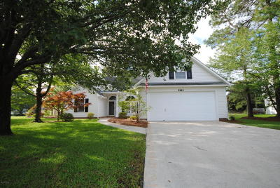 Wilmington Single Family Home For Sale: 3012 Tandem Court