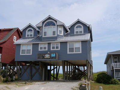 Holden Beach Single Family Home For Sale: 981 Ocean Boulevard W