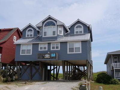 Holden Beach Single Family Home For Sale: 981 Ocean Boulevard W
