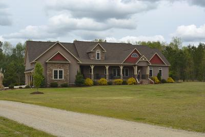 Nash County Single Family Home For Sale: 7942 Lancaster Store Road