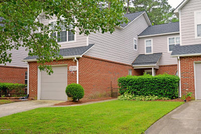 Greenville Condo/Townhouse For Sale: 2711 Townes Drive