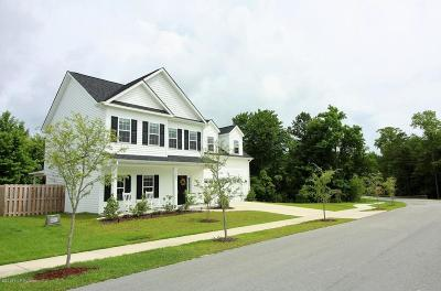 Hampstead Single Family Home For Sale: 149 Poplar Branch Way