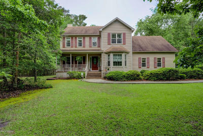 Hampstead Single Family Home For Sale: 331 Creekview Drive
