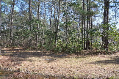 Calabash NC Residential Lots & Land For Sale: $20,000
