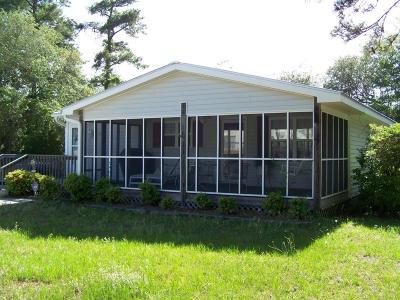 Oak Island Single Family Home For Sale: 105 NE 78th Street