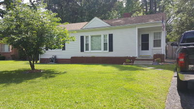 Greenville Single Family Home For Sale: 2602 Jackson Drive